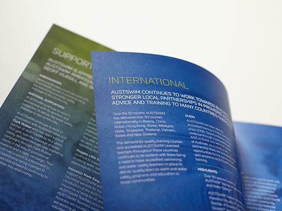 Austswim Annual Report Inside 2