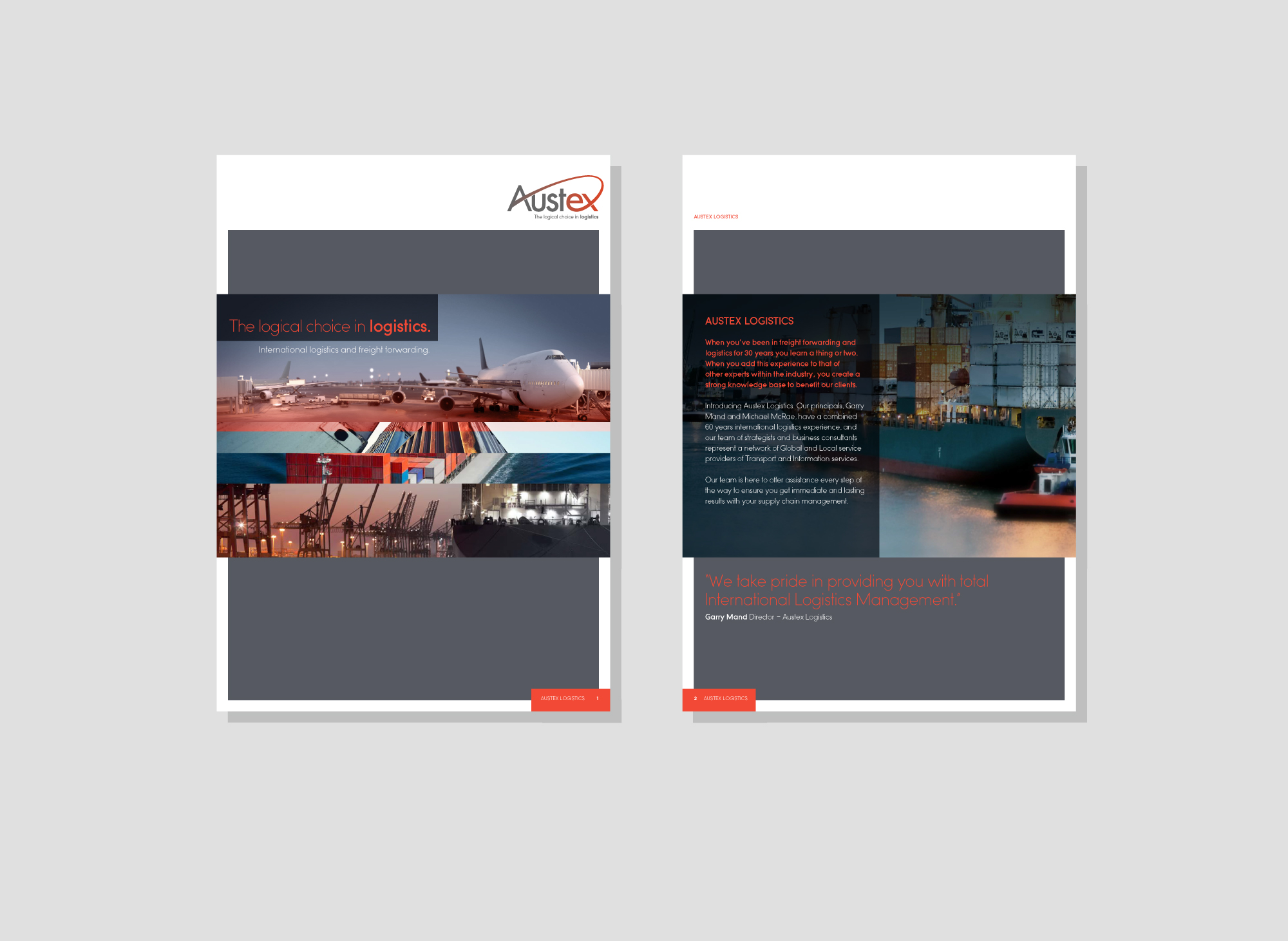 Austex Logistics Case Study 2