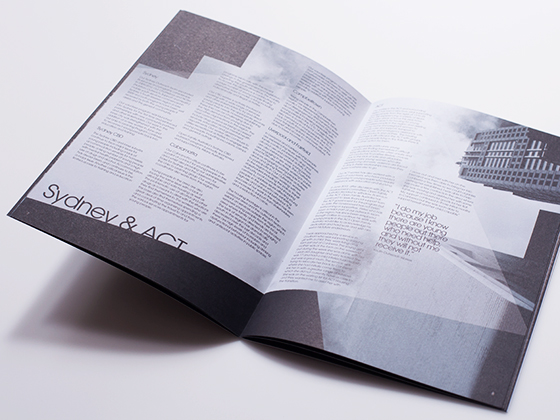 Open Family Australia Annual Report Design Inside 1