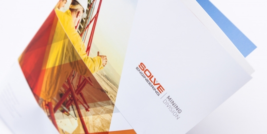Solve Engineering Marketing Document Design
