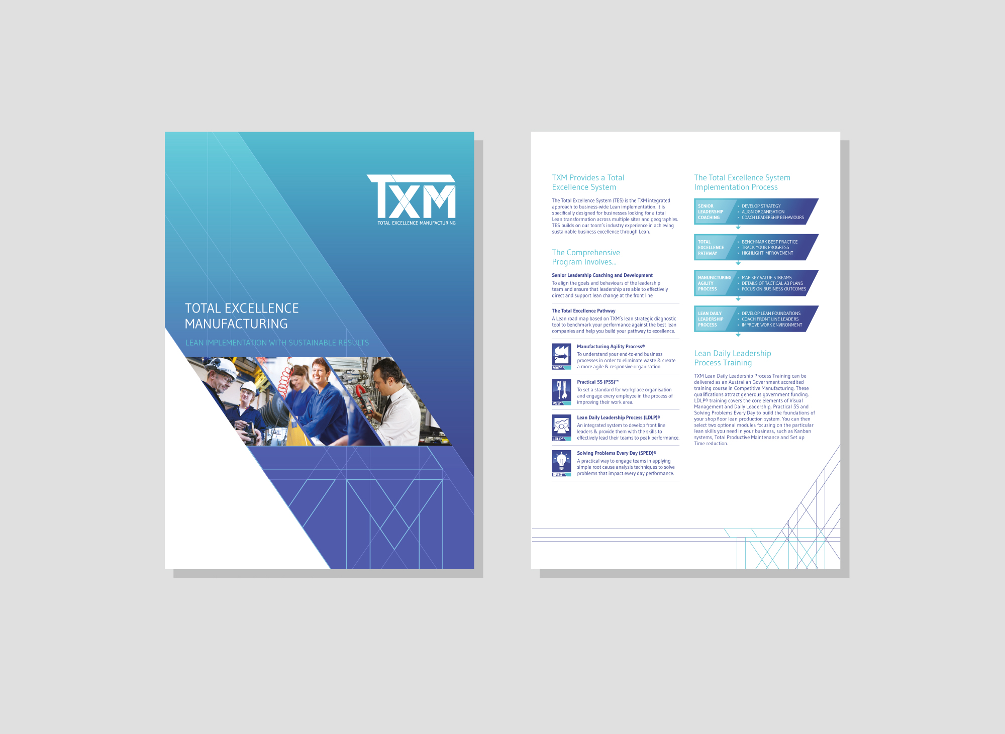 TXM Lean Solutions Case Study 2