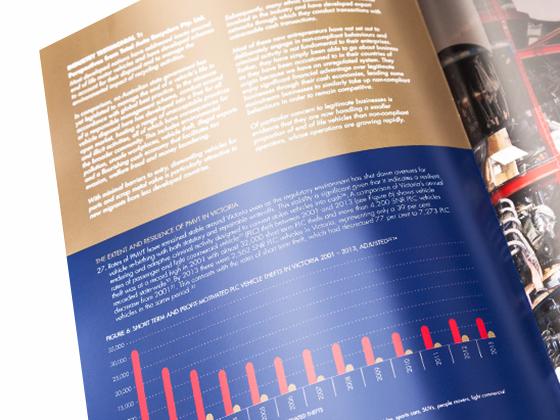 Victoria Police Task Force Discover Report Design Inside 2