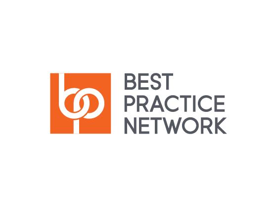 Best Practice Network Branding Logo