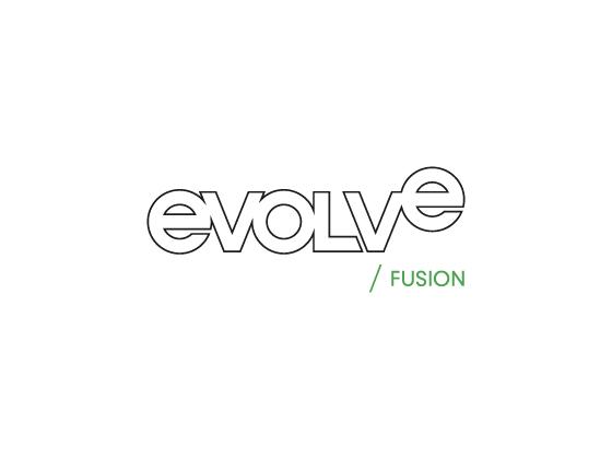 Evolve Fusion Branding Logo