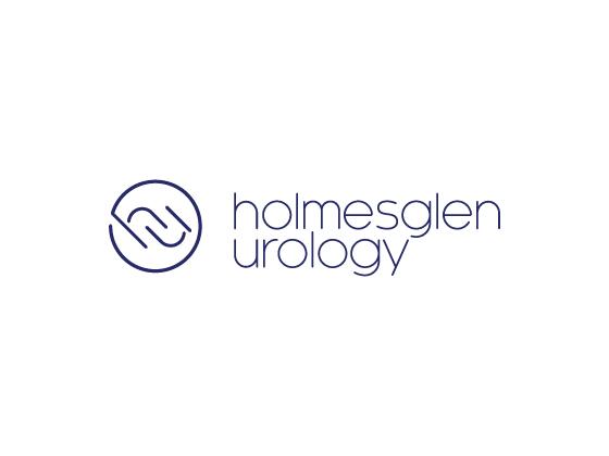 Holmesglen Urology Branding Logo