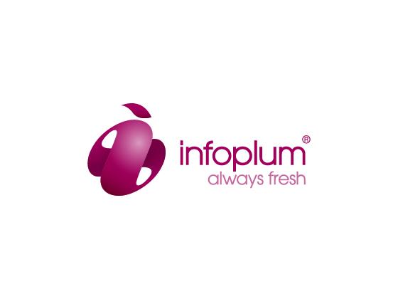 Infoplum Branding Logo