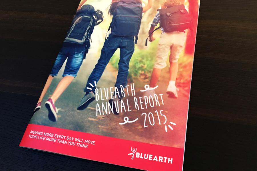 Bluearth Annual Report