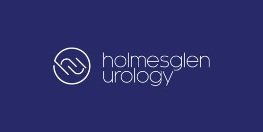 Holmesglen Urology Branding